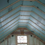 Remodeling in Rangeley Maine